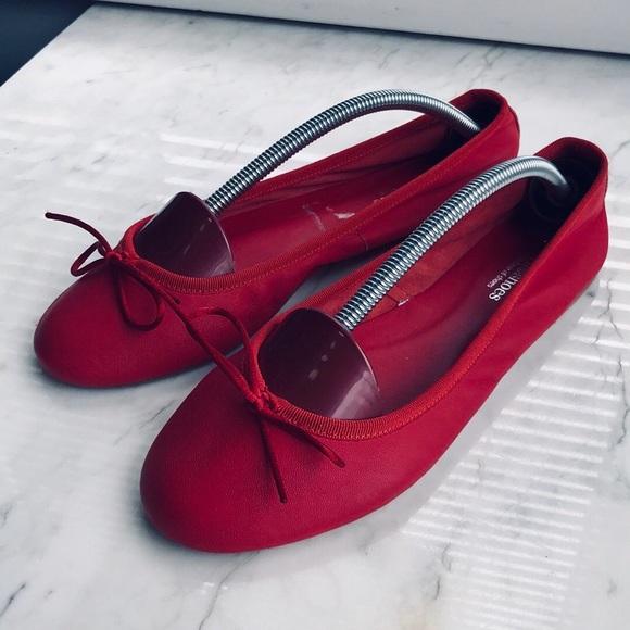 Ruby Ballet Flats